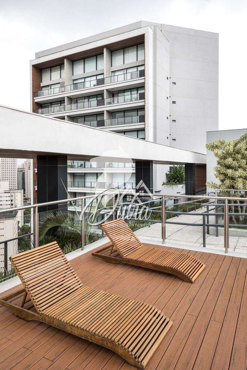 f.l residence vila olímpia 66m² 1 suíte 2 vagas - a41c-1208