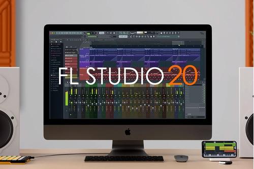 fl studio 20 fruity edition original con licencia