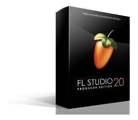 fl studio 20 producer edition original con licencia