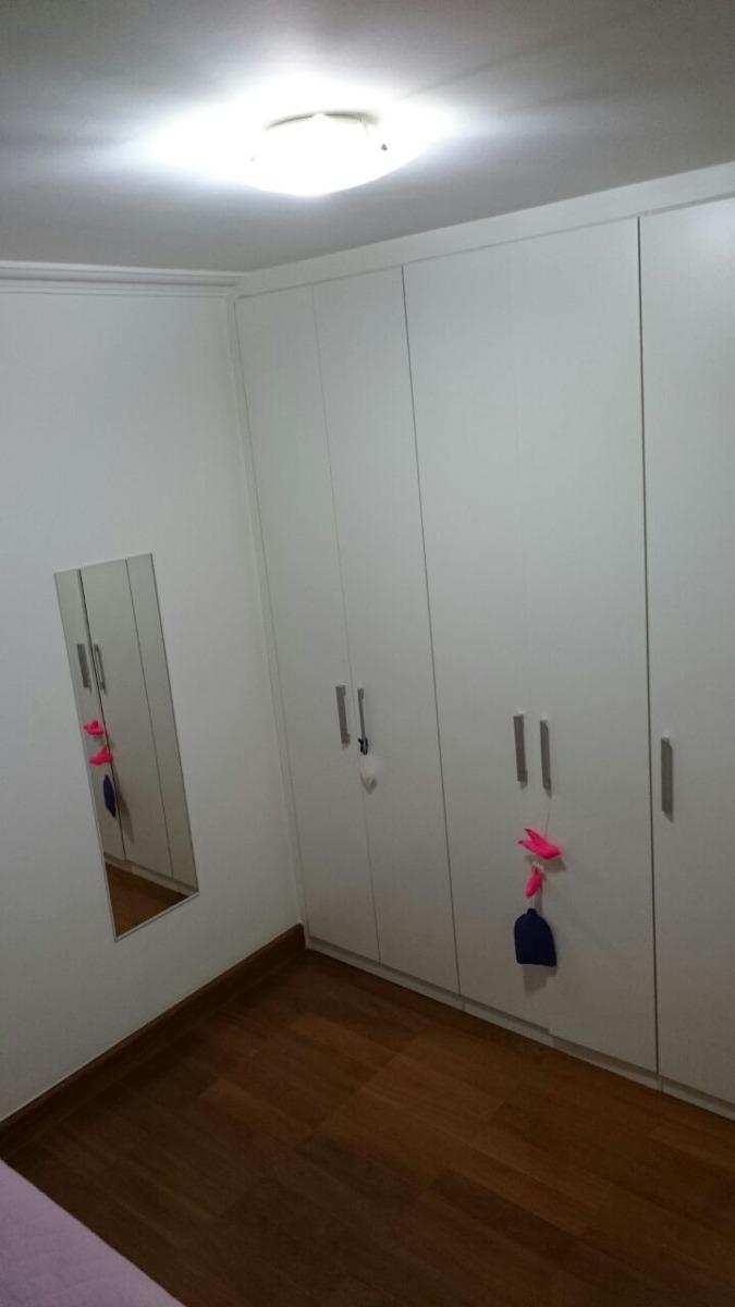 fl16 - apartamento a venda no butantã