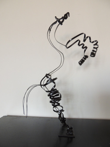 flacos esculturas caballo arte decoracion arte interiores