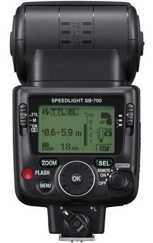 flahs speedlight nikon af sb-700