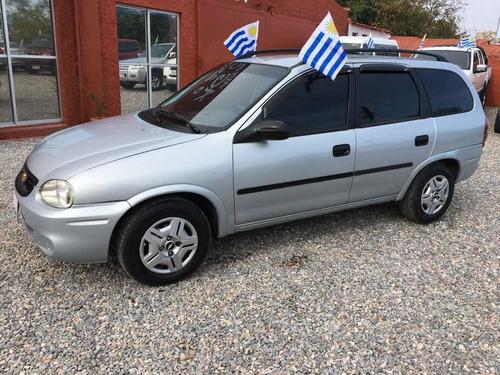 flamante !!! chevrolet corsa wagon 1.4 full año 2010 al dia