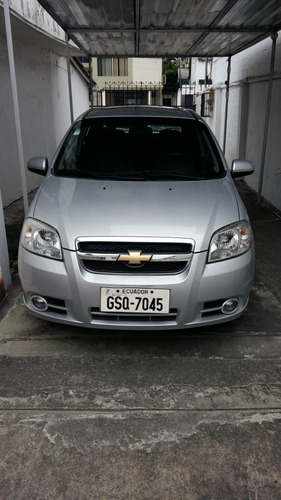 flamante chevrolet emotion advance 2016, 22.500 km. $ 12.500