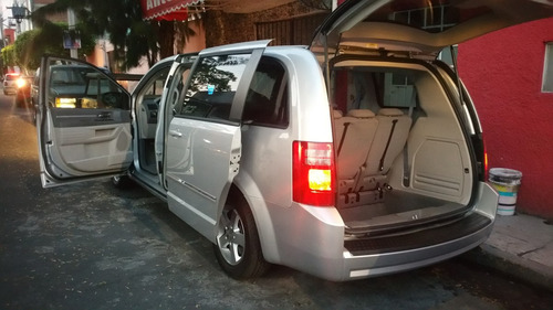 flamante dodge grand caravan, super cuidada