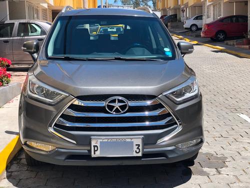 flamante suv jac s3 motor 1.6 2019 gris 5 puertas