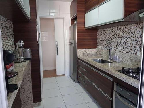 flamboyant residencial (zs236) mobiliado || lazer completo