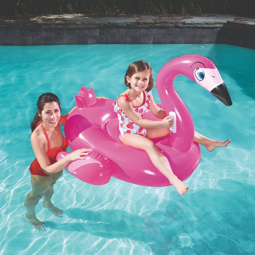 flamenco inflable 135 x 119 cm bestway 41103 pileta edu full