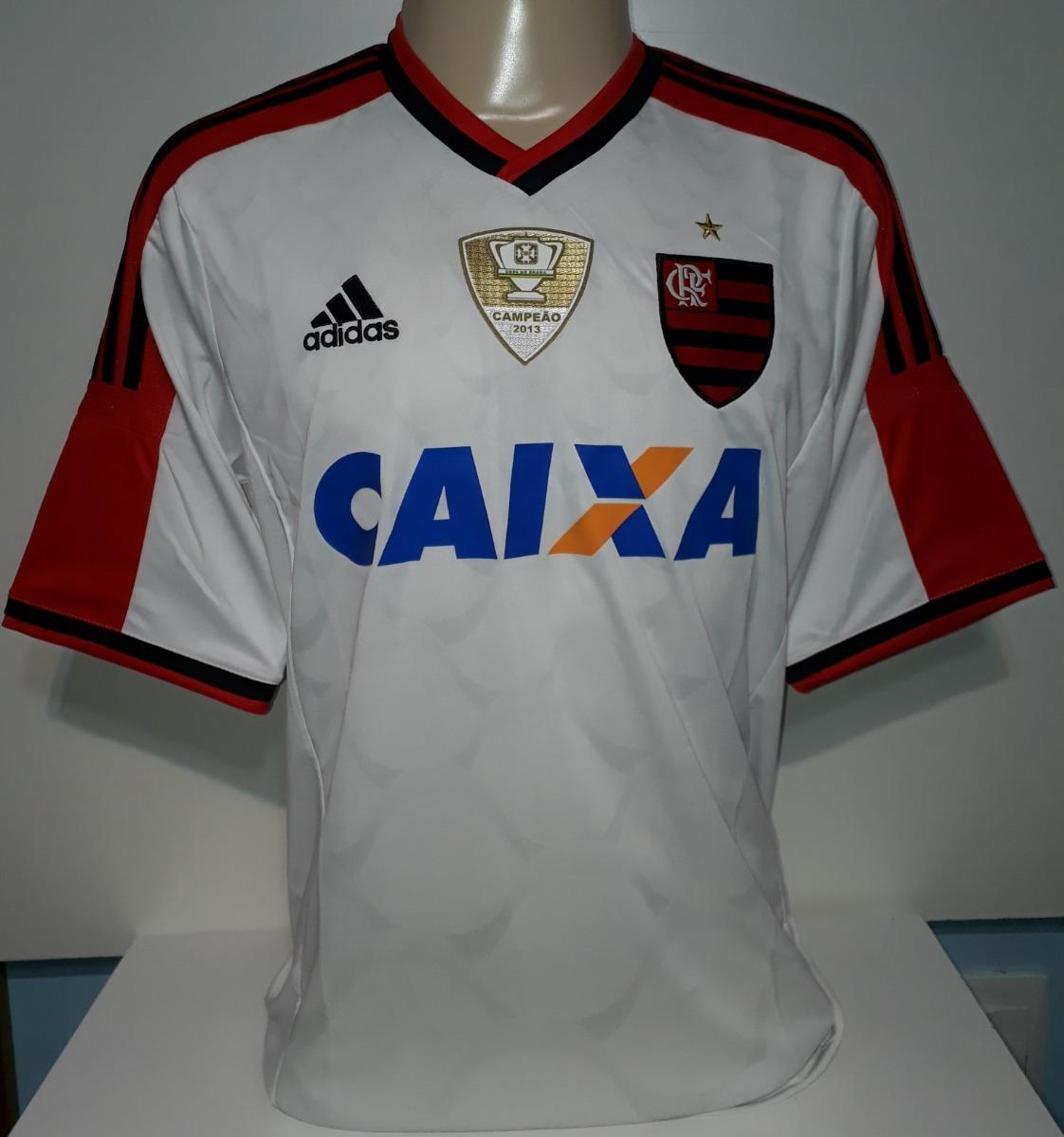 91607cd443 Camisa Flamengo 2013 Campeão Copa Brasil Original adidas- 02 - R ...