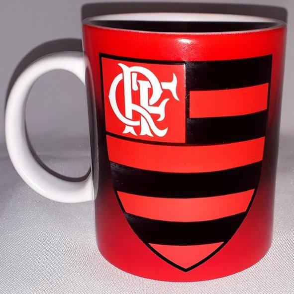 Flamengo Caneca De Porcelana Com Seu Nome E Nº Mais Botton - R  19 ... 4bfd289e1e4e1