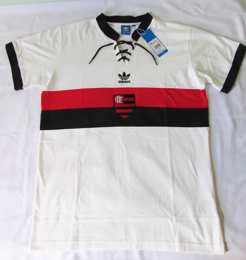 f9b7d9b2e33 Camisa adidas Originals Flamengo Retro 1938 Tamanho M Mengo - R  199 ...