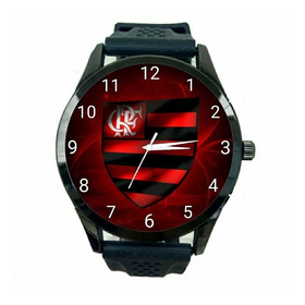 Flamengo Relógio Masculino Promoção Oferta Novidad Time T225