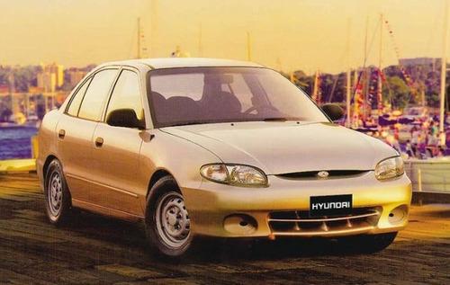 flanche motor hyundai excel accent original mobis *z
