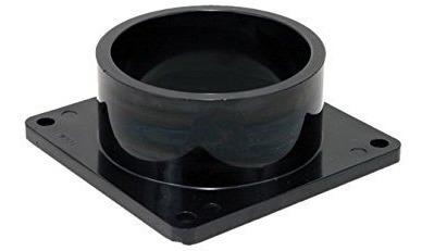 flange 3   valterra p/ válvula de detritos motorhome/trailer