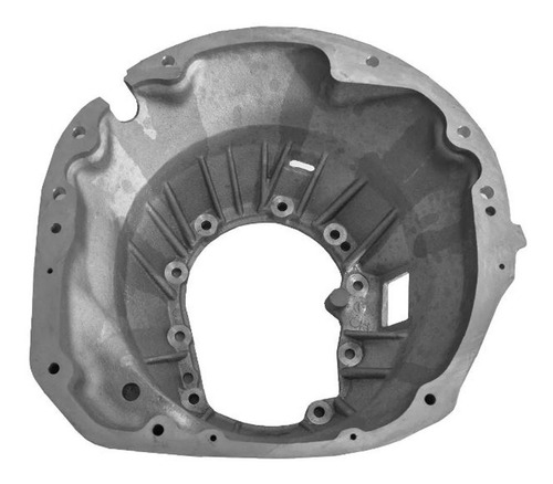 flange de adaptação do motor cherokee 318 v8 no câmbio hilux