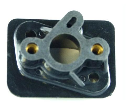 flange do carburador roçadeira matsuyama 43cc
