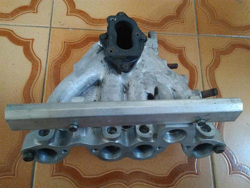 flange e flauta p/ bico suplementar ap turbo carburado leia