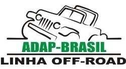 flange motor ap x câmbio fusca atacado 2 un - adap brasil