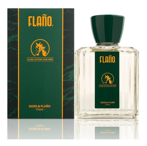 flaño club lotion for men edc 120ml