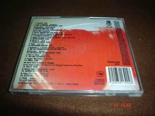 flans - cd album - bazar  - linea de oro dmm