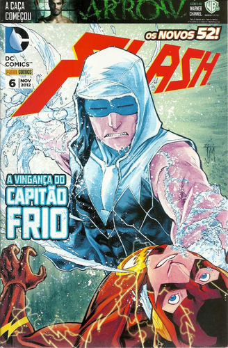 flash 06 novos 52 - panini 6 - bonellihq cx133 a18