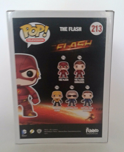 flash 213 funko pop dc universe