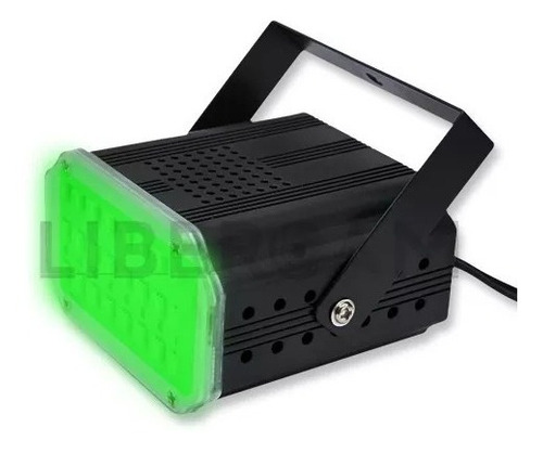 flash 24 leds mini rgb 5050 regulable fiestas eventos
