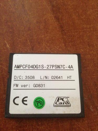 flash 4gb memoria compact