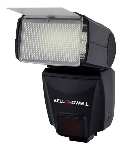 flash bell + howell z1080afz-c alta velocidad para canon