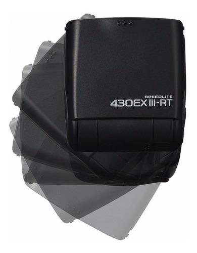 flash canon speedlite 430ex iii rt garantia brasil