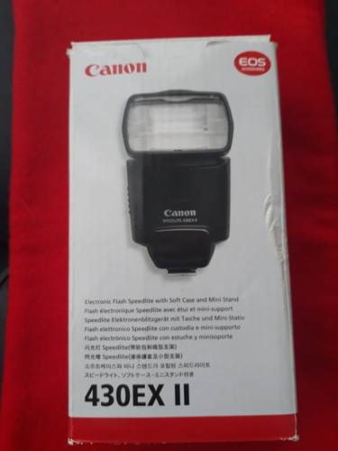 flash canon speedlite 430exii