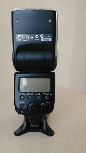 flash canon speedlite 580exii
