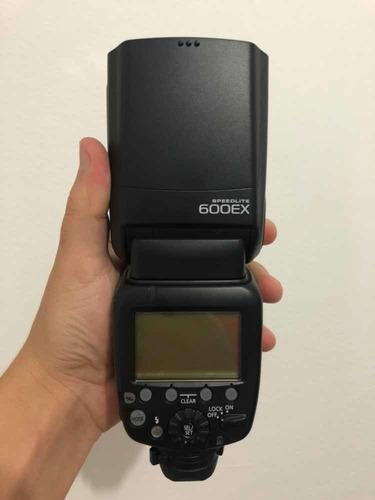 flash canon speedlite 600ex
