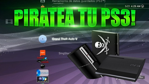 flash consolas playstation 3! ps3 hack promo enero 2020
