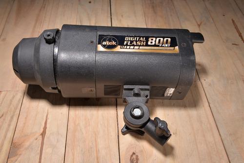 flash de estudio at-888d - flash digital 800 llc fast