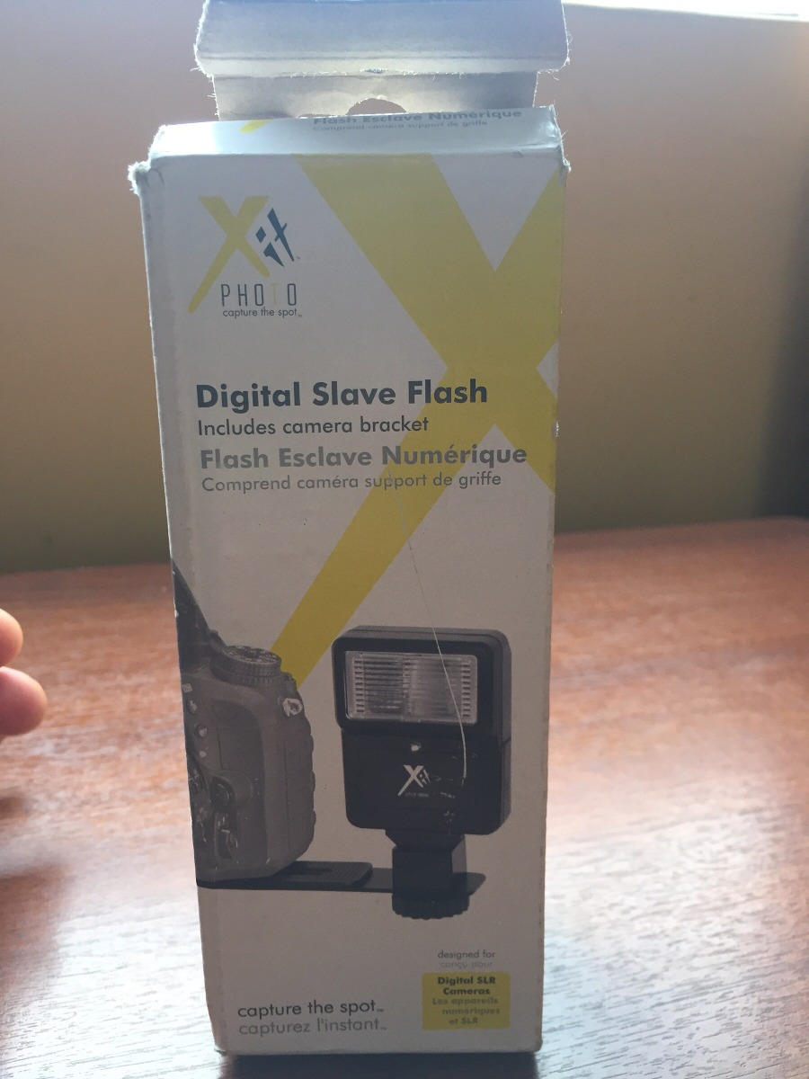 Flash Digital Xit Slava Con Soporte S 6900 En Mercado Libre