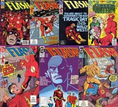 flash el retorno de barry allen cómics digital español