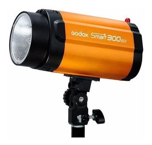 flash estudio godox smart 300sdi 300w 75w + envío gratis