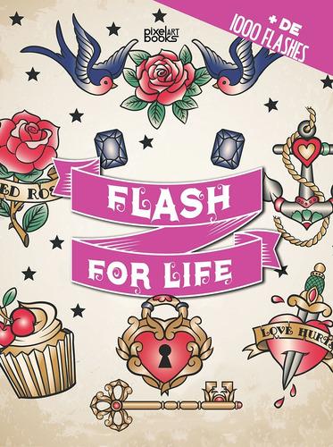flash for life - desenhos para tatuagem