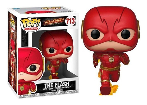 flash funko pop serie de tv figura de coleccion