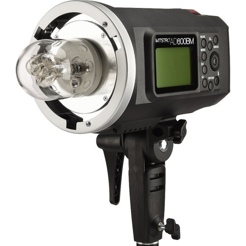 flash godox  ad600bm witstro 600ws gn87 hss 1/8000s exterior