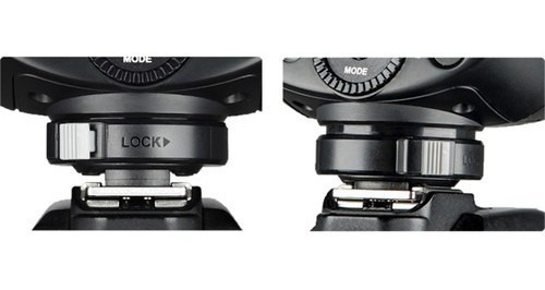 flash godox v1 para canon c/ bateria ( ttl/hss )