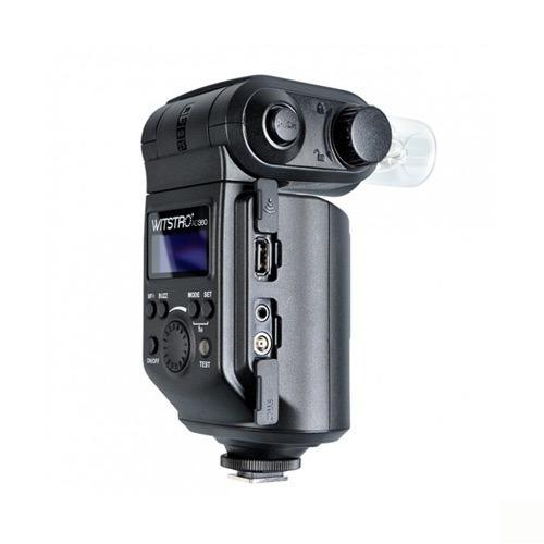 flash godox witstro ad360 watts con batería