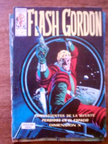 flash gordon #22 edita vertice mundi comics 1974 50 paginas