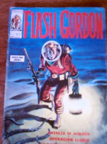flash gordon #23 edita vertice mundi comics 1974 50 paginas