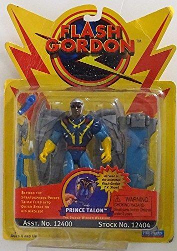 flash gordon - figura de accion prince talon