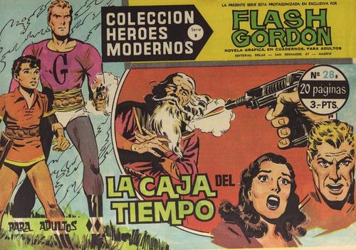 flash gordon revistas antiguas