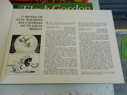 flash gordon! vol 2! no reino das cavernas! ebal 1974! numer