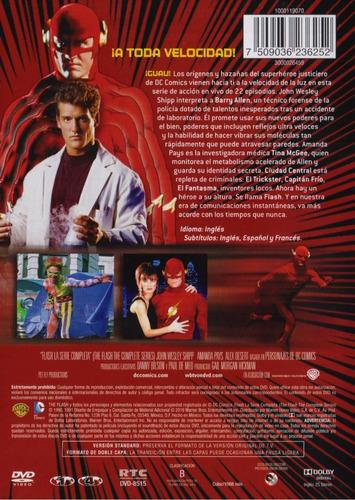 flash la serie completa 1990 john wesley shipp dvd