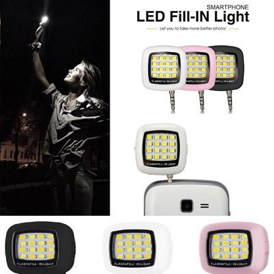 flash led celular smartphone iphone android selfie fotos